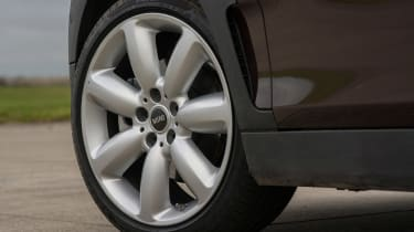MINI Clubman long-term - wheel