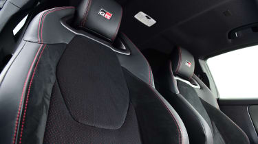 Toyota GR Yaris - seats