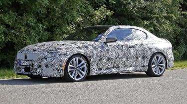 BMW 2 Series spy
