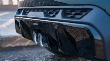 MINI JCW 2021 facelift - exhaust