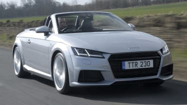 Audi TT Roadster - best used convertibles
