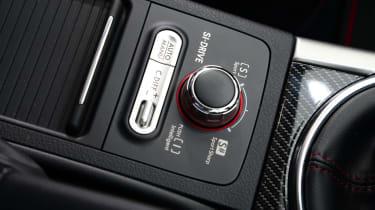 Subaru WRX STi 2014 - interior detailing 2