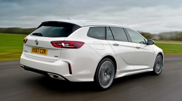 Vauxhall Insignia Sports Tourer GSi - rear