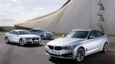 BMW 3 Series GT vs rivals