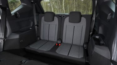 Tarraco rear seats