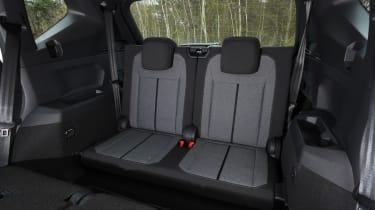 Tarraco rear seats