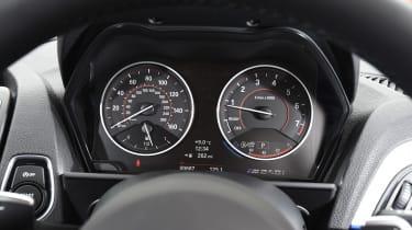 BMW M240i Coupé long term review - speedo