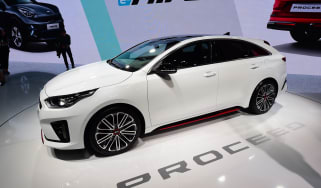 Kia ProCeed - Paris - Front