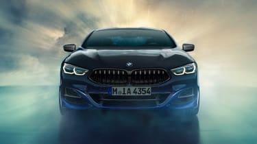 BMW M850i Night Sky - full front