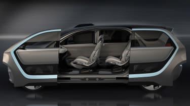 Chrysler Portal CES concept doors