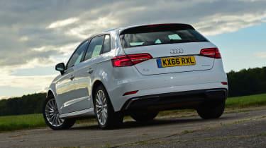 Audi A3 e-tron - rear static