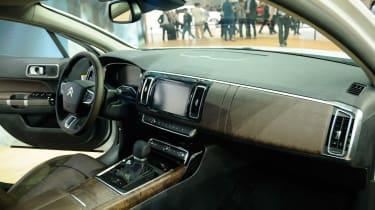 Citroen C6 - Beijing Motor Show - interior