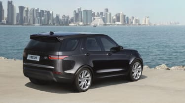 Land Rover Discovery 2017 - first edition rear 2