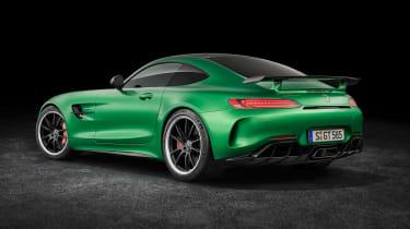 Mercedes-AMG GT R - rear studio