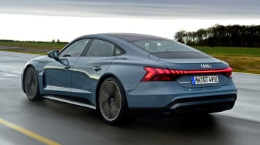 Audi e-tron GT - rear