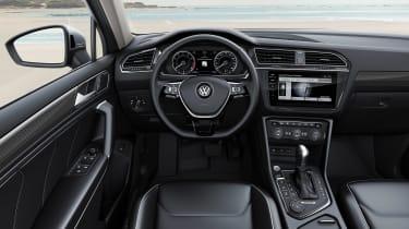 Volkswagen Tiguan Allspace - dash