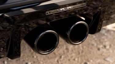 MINI Cooper S - exhausts