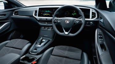 Vauxhall Grandland - dash