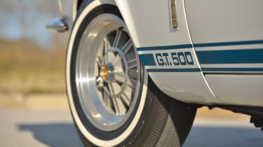 Ford Mustang Shelby GT500 Super Snake - wheel