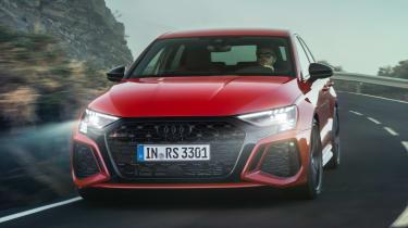 Audi RS 3 Sportback - full front