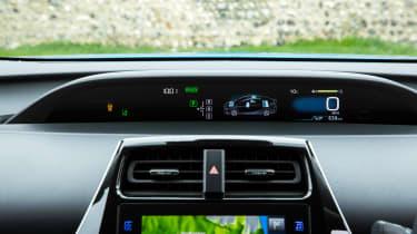 Toyota Prius Plug-in - interior