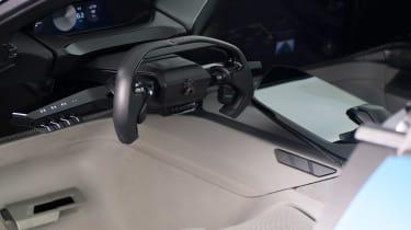 Peugeot Instinct Concept - steering wheel