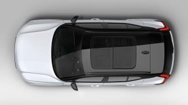Volvo XC40 - above