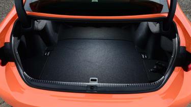 Lexus RC F boot