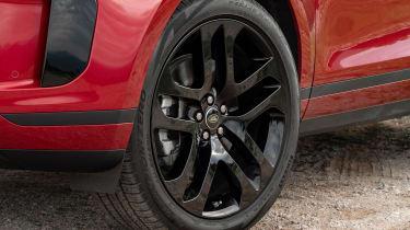 Range Rover Evoque wheel