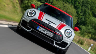MINI Clubman JCW - full front