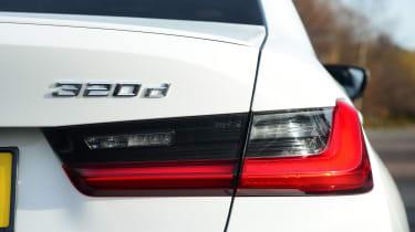 BMW 3 Series - 320d badge