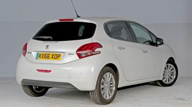 Used Peugeot 208 - rear