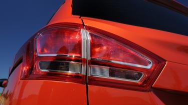 Ford B-MAX 1.6 TDCi Titanium light