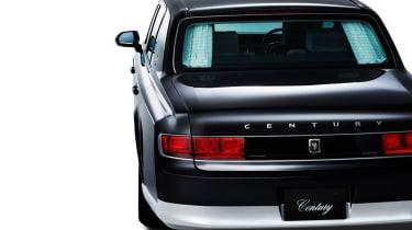 2018 Toyota Century - rear