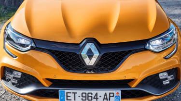 Renault Megane R.S. - bonnet