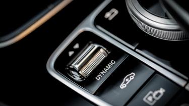 Mercedes E-Class All-Terrain - drive select