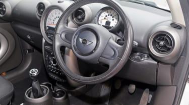 Used MINI Countryman - steering wheel