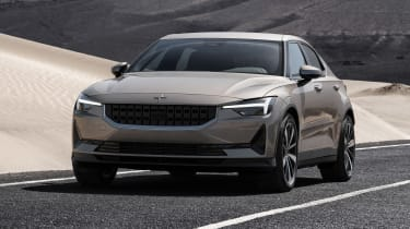 Polestar 2 - front action