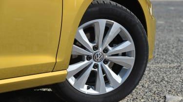 VW Golf Mk7.5 - wheel