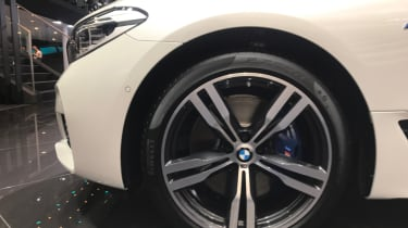 Frankfurt - BMW 6 Series Gran Turismo - wheel