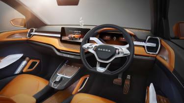 Skoda Vision IN concept - interior