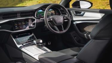 Audi A6 Avant - interior