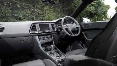 SEAT Ateca 1.4 TSI - interior