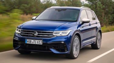 Volkswagen Tiguan R - front