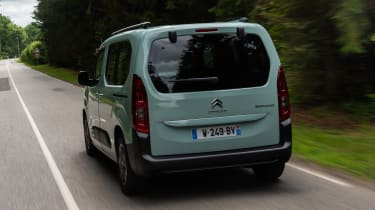 Citroen Berlingo - rear
