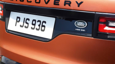 Land Rover Discovery 2017 - dynamic design pack rear detail