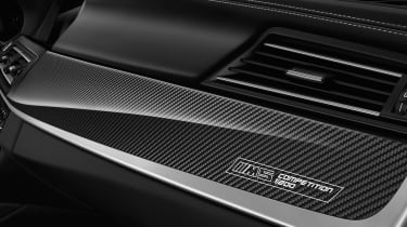 BMW M5 Competition Edition 2016 badge