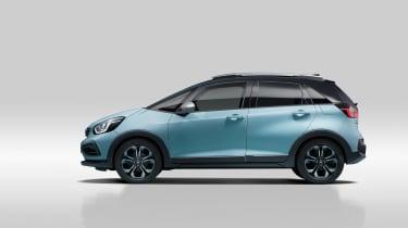 New 2020 Honda Jazz crosstar