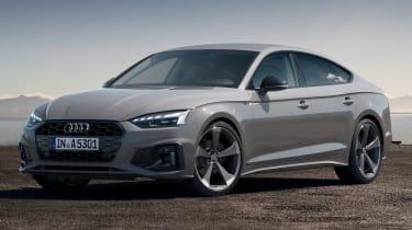 2019 Audi A5 Sportback - front 3/4 static