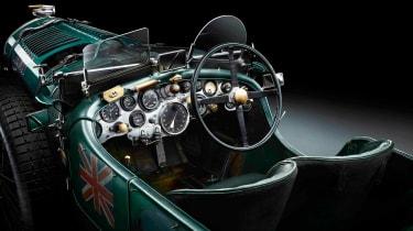 Bentley Blower continuation - dash studio
